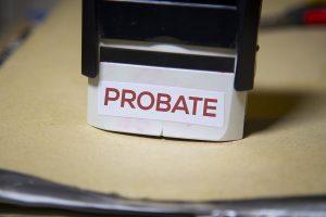 probate stamp